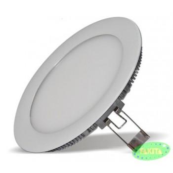 Đèn LED tấm âm trần 24W tròn