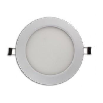 Đèn LED tấm âm trần 9W tròn