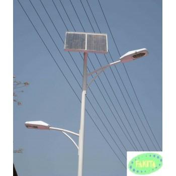 Đèn đường năng lượng mặt trời 2x40W