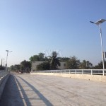 Đèn đường năng lượng mặt trời 70W