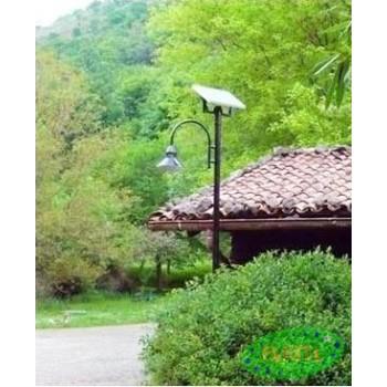 Đèn năng lượng mặt trời sinh thái 10W