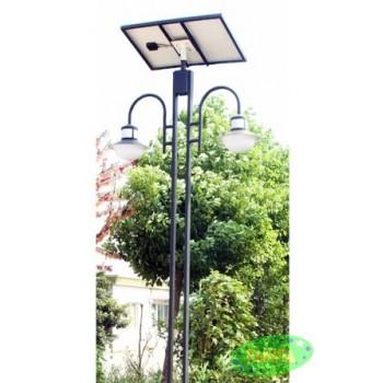Đèn năng lượng mặt trời sân vườn 2x10W