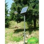 Đèn năng lượng mặt trời sinh thái 18W