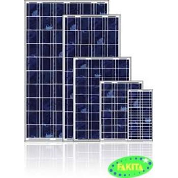 Tấm Pin năng lượng mặt trời 100W